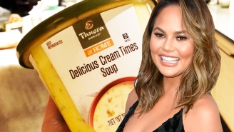 Panera Has Renamed Their Soup At Chrissy Teigen's Suggestion