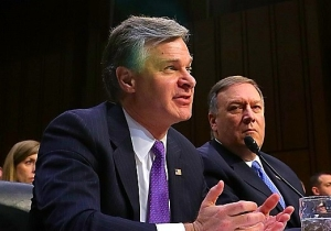 FBI Director Christopher Wray Is Contradicting The White House Timeline For The Rob Porter Scandal