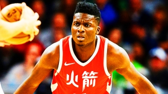 Clint Capela Has Developed Into James Harden And Chris Paul's Dream Center