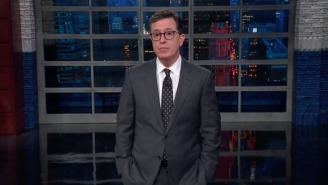 Stephen Colbert Explains How Marco Rubio 'Cannot Read The Room'