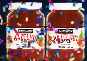 Brace Yourself, Costco Just Released Its Own Nutella