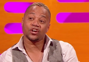 Cuba Gooding Jr. Gets Real About Being A Winner Surrounded By Losers At The Academy Awards