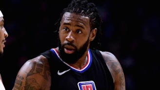 The Mavs Are 'Active' In Trade Talks For DeAndre Jordan And Hope To Land Him This Week
