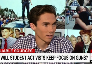 A Florida Shooting Survivor Calls The NRA Spokesperson 'Disgusting' For Attacking Law Enforcement