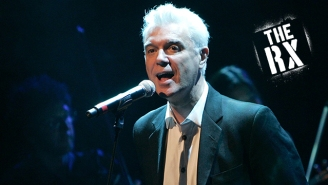 A Conversation With David Byrne About His First Solo Album In 14 Years, 'American Utopia'