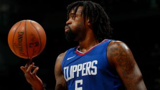 DeAndre Jordan Will Opt Out Of His Deal With The Clippers And Become A Free Agent
