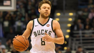 Matthew Dellavedova Could Be Out For Nearly A Month With A Sprained Ankle
