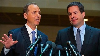 The Democratic Memo Responding To Devin Nunes' Claims Has Been Released With Significant Redactions