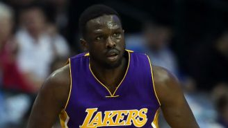 Luol Deng Admitted It 'Sucks' Being Trapped On The Bench In Lakers Limbo