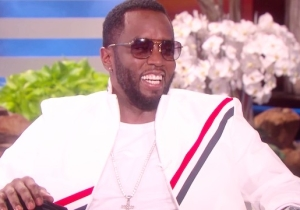 Diddy's Explanation For His Constant Photo Crops Is Hilarious