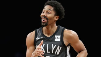 Spencer Dinwiddie 'Feels Like Steph' When He Hits A Couple Threes In A Row
