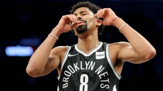 The Cavs Offered Their First Round Pick For Spencer Dinwiddie