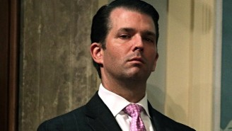 Donald Trump Jr. Believes That His Father's Presidency Is Hurting Their Family's Profits