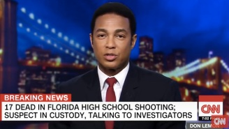 Don Lemon Makes An Impassioned Plea For Gun Control: 'Do You Feel Safe Tonight?'