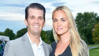 Donald Trump Jr.'s Wife Has Been Hospitalized As A Precaution After Opening A Letter Containing White Powder