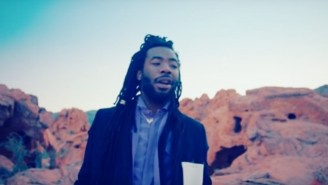 DRAM Gets Lost In The Desert In Diplo's Dream-Like 'Look Back' Video