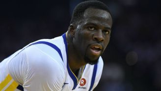 Draymond Green Liked The New All-Star Format A Lot More Than Fergie's National Anthem