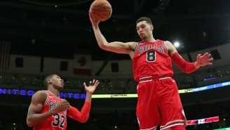 Zach LaVine Said 'Nobody Is Going To Feel Sorry For Us' After Another Bulls Loss