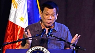Philippine President Duterte Has Ordered His Soldiers To Shoot Female Rebels In Their Vaginas