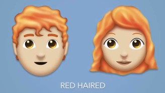 Over 150 New Emojis For 2018 Finally Represent Redheads, The Elderly, And Bald