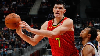 The Hawks Are Reportedly Nearing A Buyout Agreement With Ersan Ilyasova