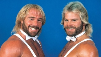 Remembering Pro Wrestling's Original Fun-Loving Pretty Boys, The Fabulous Ones