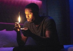 Michael B. Jordan Goes From 'Black Panther' To Book Burning In HBO's 'Fahrenheit 451' Teaser