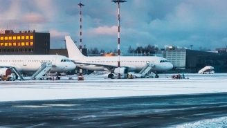 How Airlines Are Dealing With Winter Storm Liam