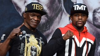 Floyd Mayweather Sr. Believes His Son Will End Up Fighting In The UFC