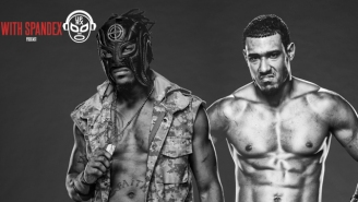 McMahonsplaining, The With Spandex Podcast Episode 28: Shane Strickland And AR Fox