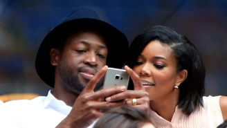 Gabrielle Union Seems Stoked About Dwyane Wade's Return To Miami