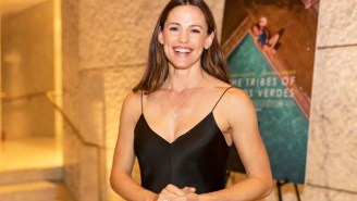 Jennifer Garner Gave An Unusual And Funny Commencement Speech To Denison University