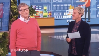 Bill Gates Does As Well As You'd Expect When Ellen Makes Him Guess The Prices Of Grocery Store Items