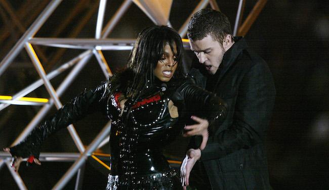 Justin Timberlake insisted on Janet Jackson wardrobe
