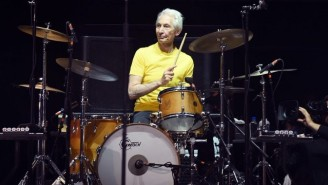David Bowie 'Wasn't This Musical Genius,' According To The Rolling Stones' Drummer Charlie Watts