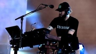 Bon Iver Is Hosting A Special Concert Standing Against Sexual Assault Tonight In Southern California