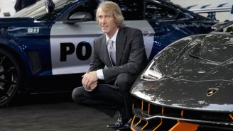 Michael Bay Is Reportedly Being Courted To Make A Superhero Movie For DC