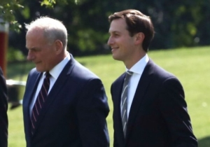 White House Staff Reportedly Looked Past Rob Porter's Security Clearance Issues To Insulate Jared Kushner