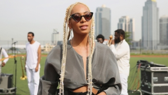 Solange Is Fueling Rumors About Her Next Album After Launching An Artistic BlackPlanet Page