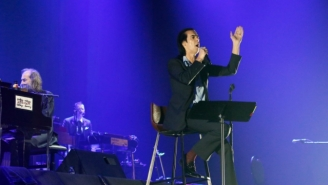 Nick Cave Is Releasing A New Concert Film Called 'Distant Sky'