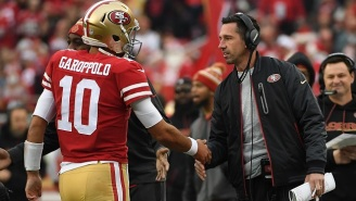 The 49ers Will Reportedly Make Jimmy Garoppolo The NFL's Highest Paid Player