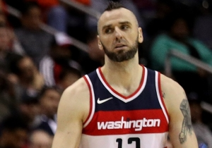 The Wizards Are Reportedly Discussing Trades Involving Marcin Gortat