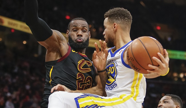 LeBron James Would Reportedly Meet With The Warriors If They Could Offer A Max Deal