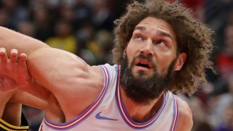 Robin Lopez Had A Meltdown After Getting Called For A Pair Of Technical Fouls And Ejected