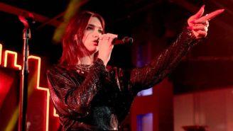 Dua Lipa Teases Her New Power Anthem, 'Swan Song,' For The Film 'Alita: Battle Angel'