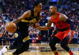 DeMar DeRozan And Damian Lillard Discuss Putting Trust In Their Running Mates And Embracing NBA Cities