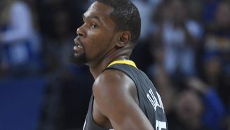 Kevin Durant Called Laura Ingraham's 'Shut Up And Dribble' Comment About LeBron 'Racist'