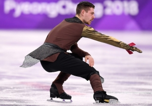 'Game Of Thrones' Fans Got An Olympic Figure Skating Routine With References As Good As Gold