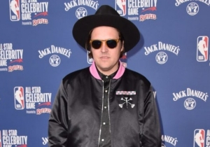 Win Butler Performed An Arcade Fire Song At A Karaoke Bar After The NBA All-Star Celebrity Game