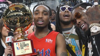 Quavo And Ray Allen Headline The 2019 NBA Celebrity All-Star Game